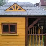 Custom built play house