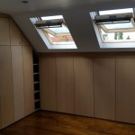 Loft Conversion Wardrobes External