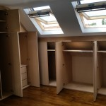 Loft Conversion Wardrobes Internal