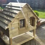 Custom made Cat House