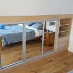 Loft Sliding Wardrobe & Drawers